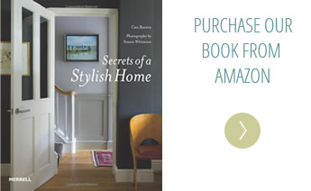 Buy Secrets of a Stylish Home by Cate Burren